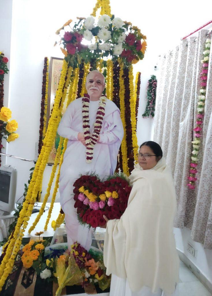 Alambagh (Uttarpradesh) : Corporeal medium of the Supreme Power Prajapita Brahma Babas Divas